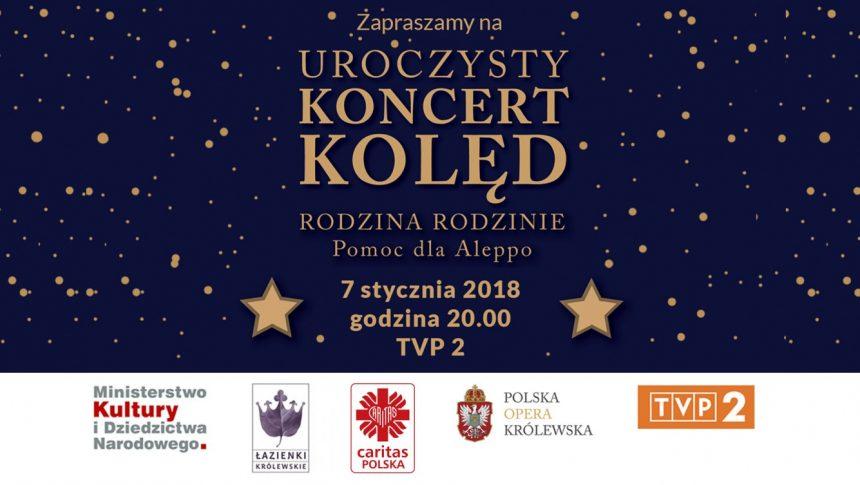 Wyjątkowy Koncert Charytatywny Polska Opera Królewska