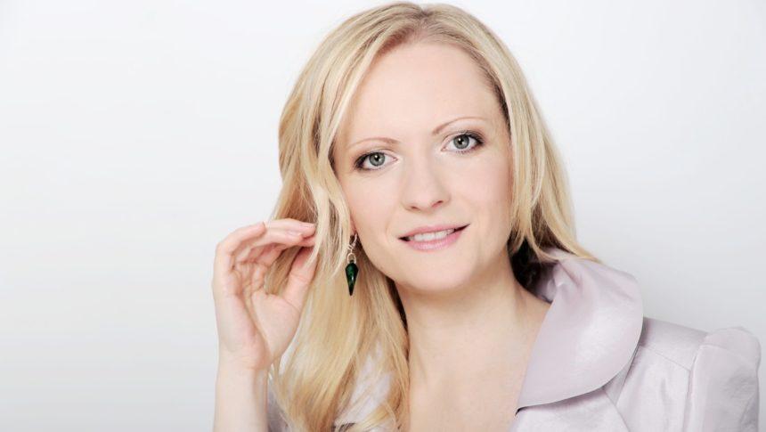 Agnieszka Kozłowska. Fot. Wojciech Olszanka