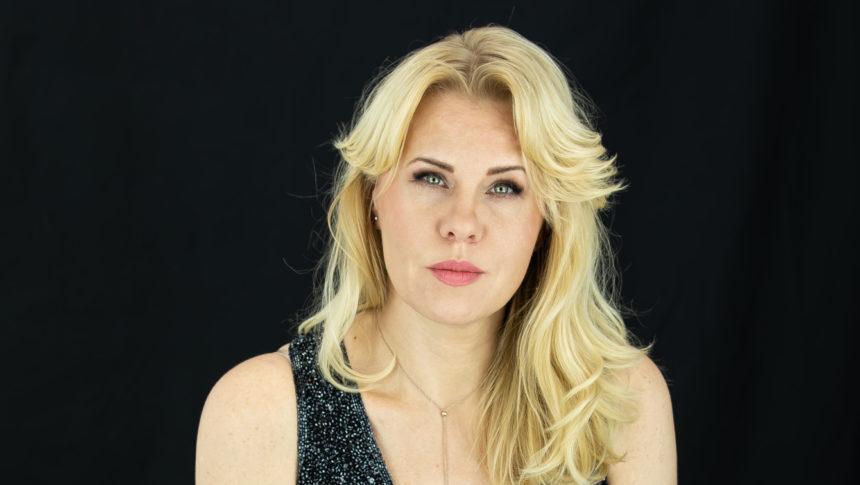Anna Wierzbicka. Fot. Ewa Ryszkowska