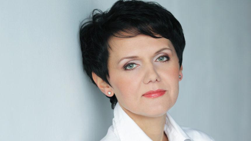 Olga Pasiecznik. Fot. Andrzej Świetlik