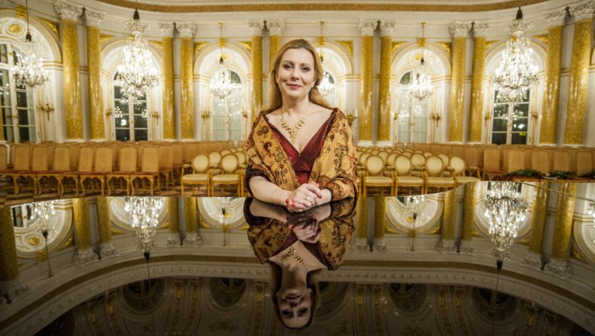 Marta Boberska. Fot. Sz. Łaszewski