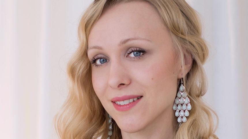 Julita Mirosławska. Fot. Krzysztof Mirosławski