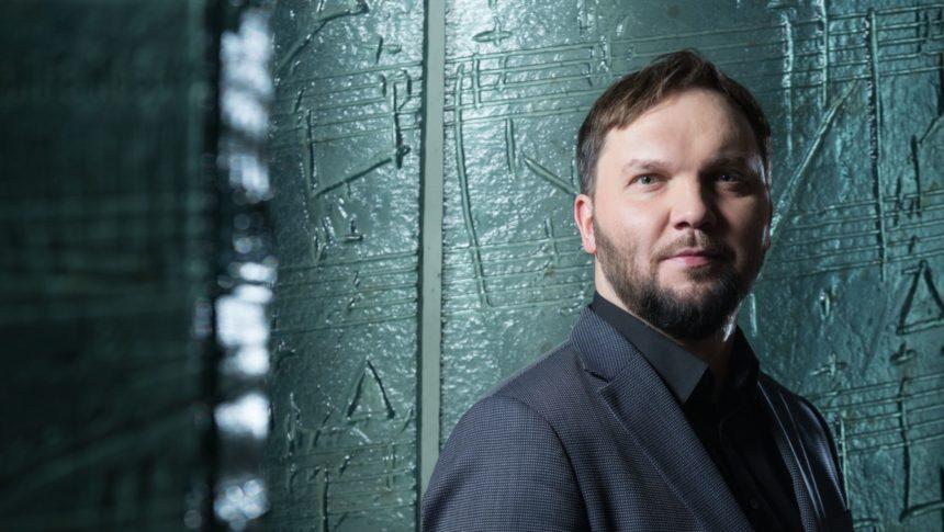 Wojciech Gierlach. Fot. Marek Gerstmann