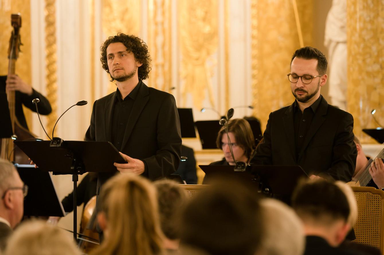 Membra Jesu Nostri / Buxtehude. 10.04.04.2019. Fot. Maciej Czerski