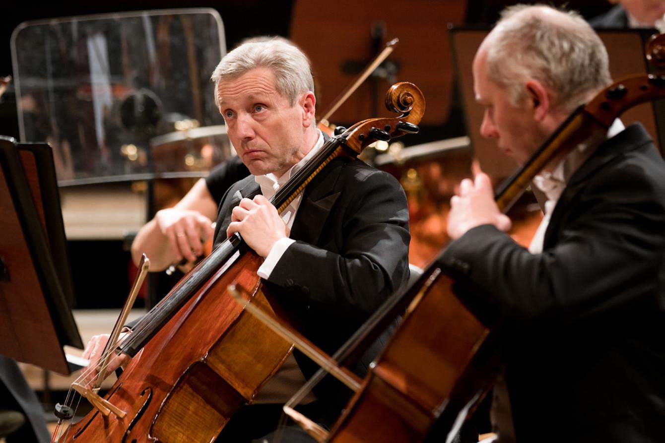 Koncert symfoniczny / Mozart. 4.04.2019. Fot. Maciej Czerski