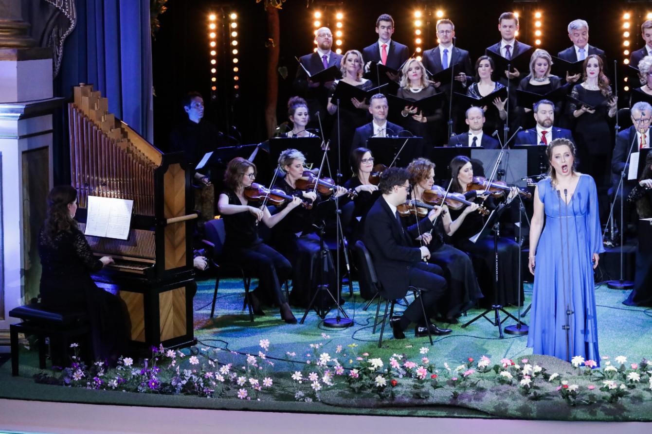 Anna Radziejewska. Polska Pomaga - Koncert Wielkanocny. 28.04.2019