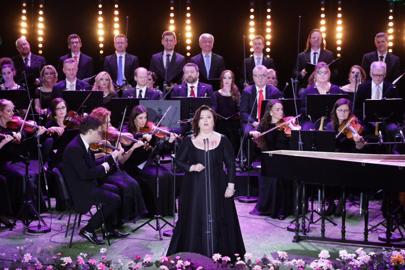 Justyna Stępień. Polska Pomaga - Koncert Wielkanocny. 28.04.2019