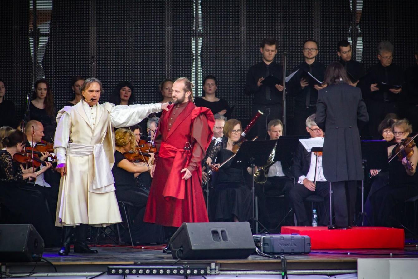 8.06.2019 Straszny Dwór - Tulczyn. Fot. Marek Zamojski