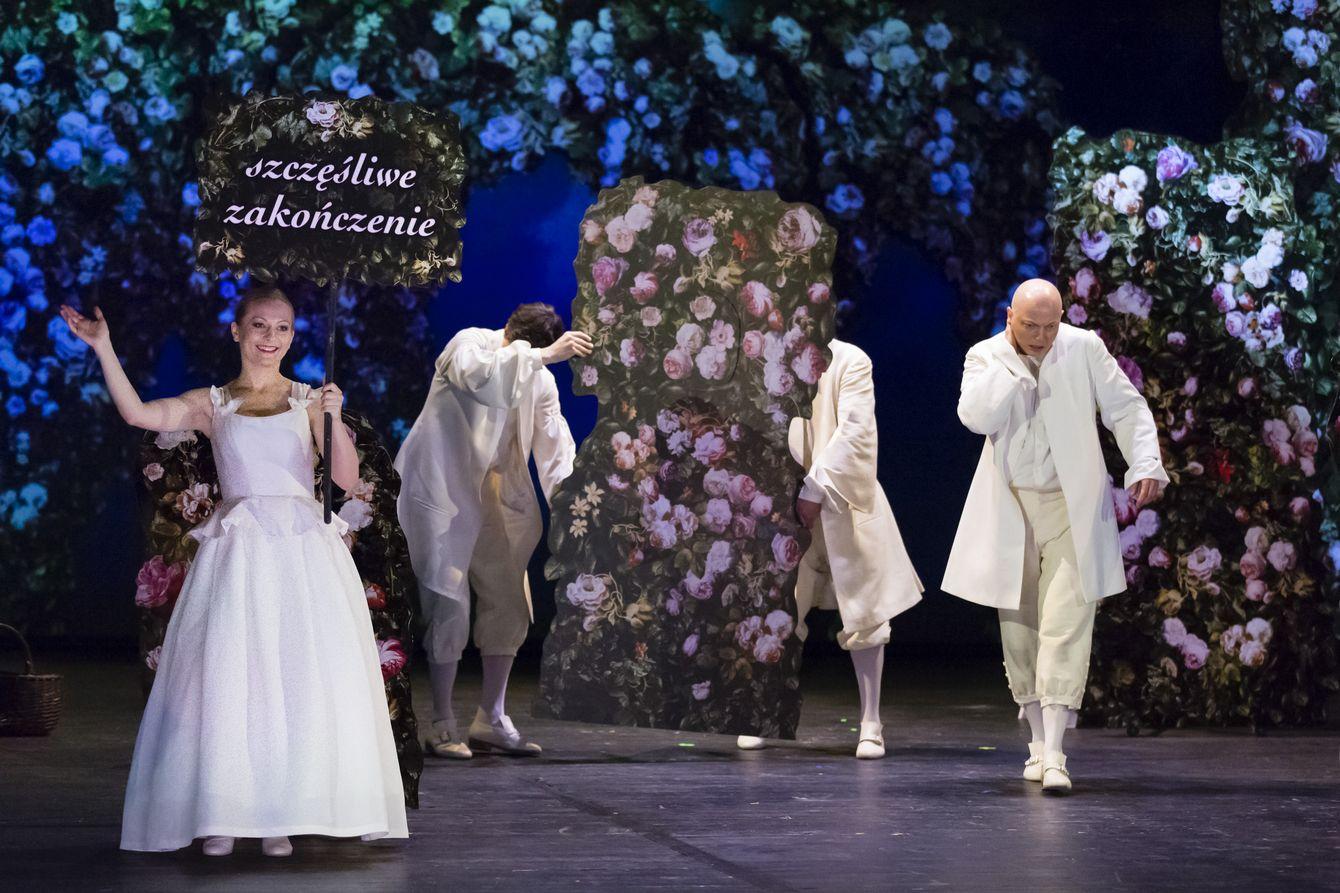 24.04.2019 Scene buffe / Alessandro Scarlatti. Fot. Piotr Kłosek