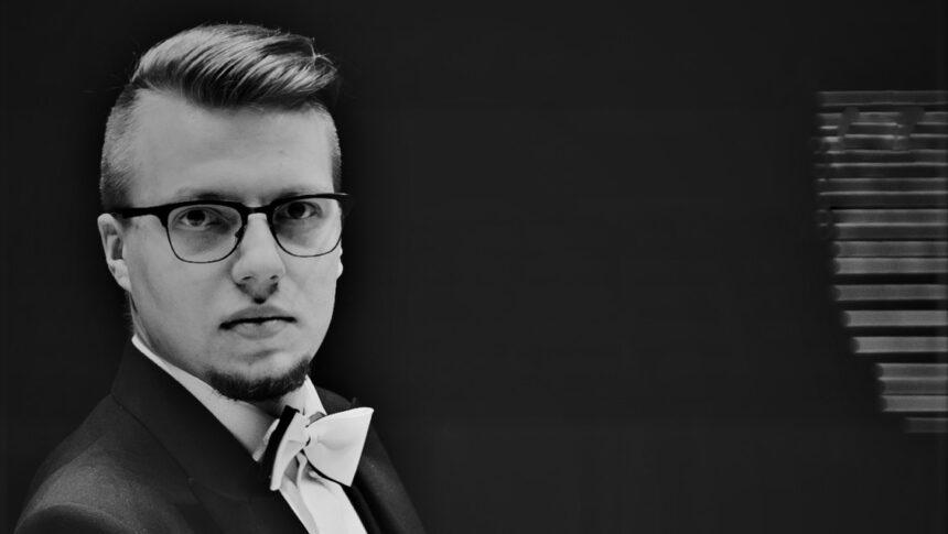 Fotografia przedstawia Pawła Michalczuka.