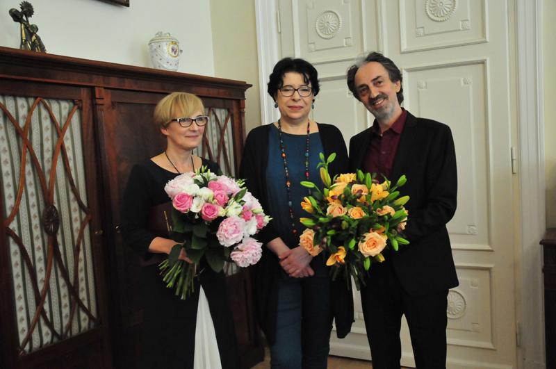 Andrzej Klimczak Dyrektorem Polskiej Opery Królewskiej. Fotografia z nominacji na stanowisko - 19 czerwca 2019