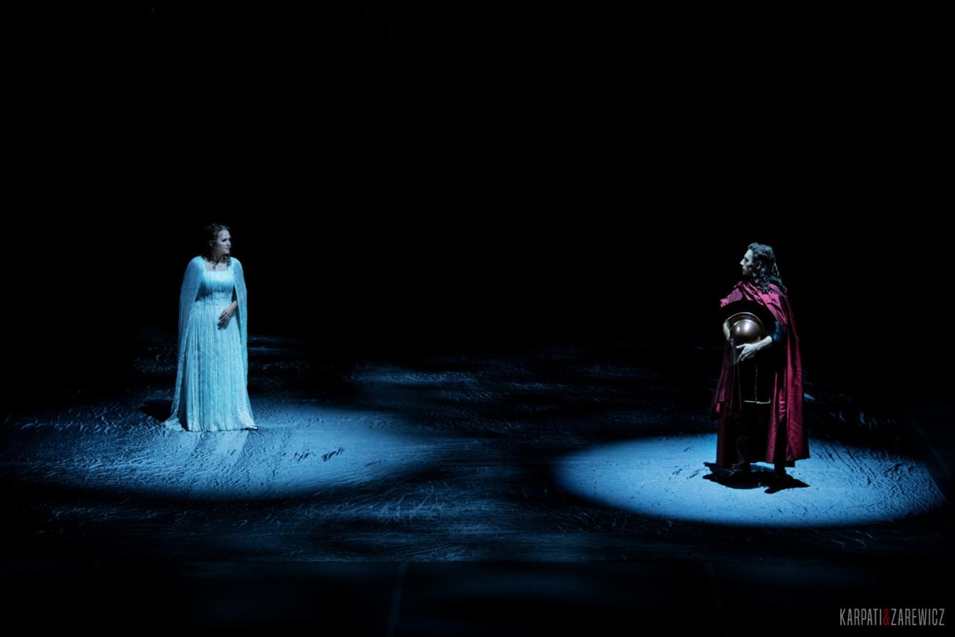 DIDO AND AENEAS / HENRY PURCELL (PREMIERA) 26.10.2019 Fot. Kinga Karpati & Daniel Zarewicz