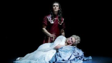 DIDO AND AENEAS / HENRY PURCELL (II PREMIERA) 27.10.2019 Fot. Fot. Kinga Karpati & Daniel Zarewicz