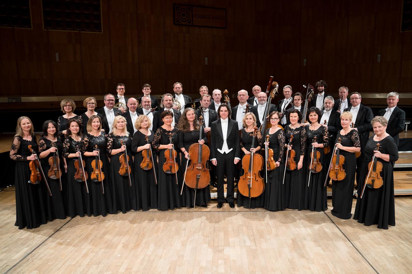 Orkiestra Polskiej Opery Królewskiej. Fot. Maciej Czerski