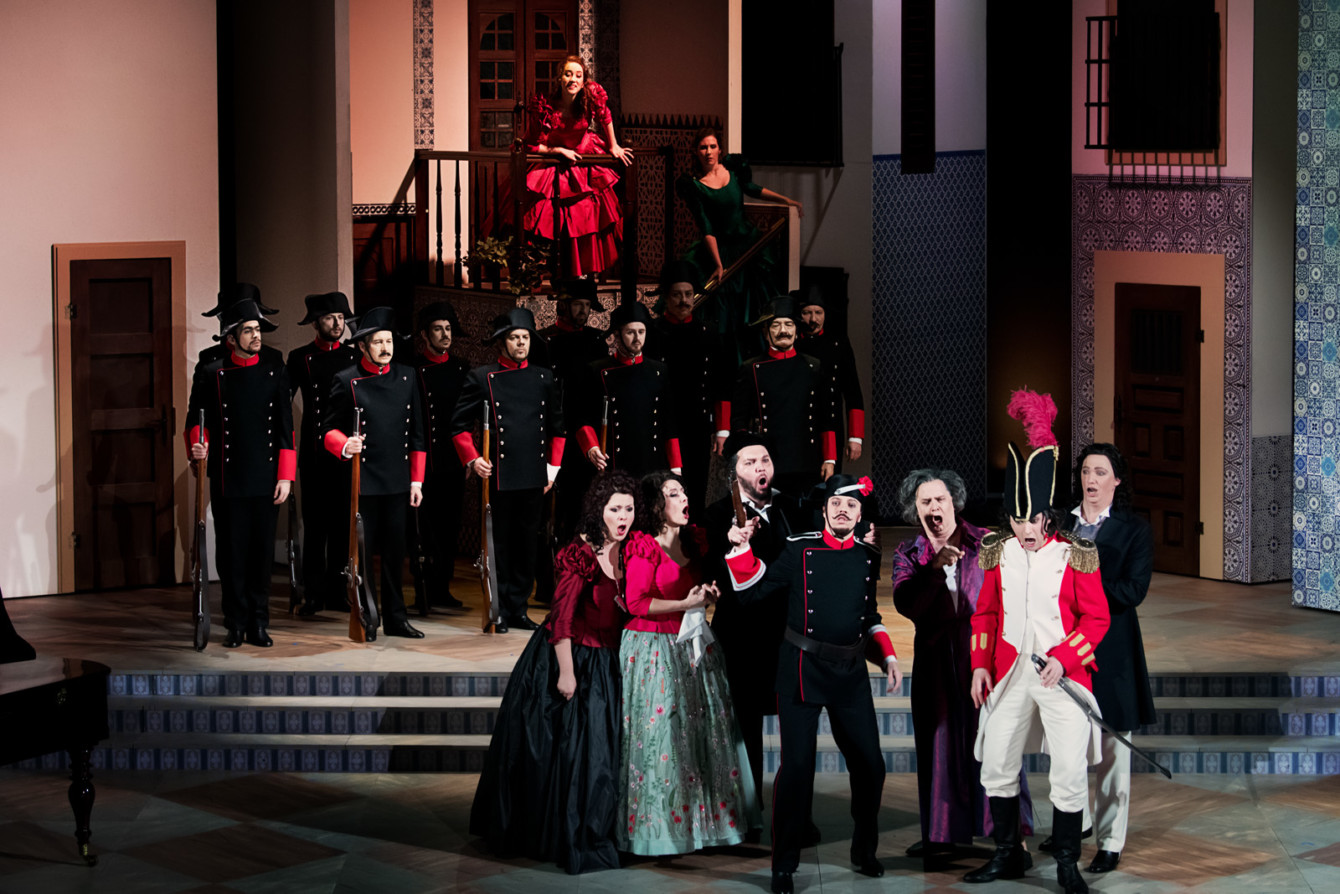 CYRULIK SEWILSKI (premiera) / Rossini. 20.12.2019 Fot. Karpati&Zarewicz