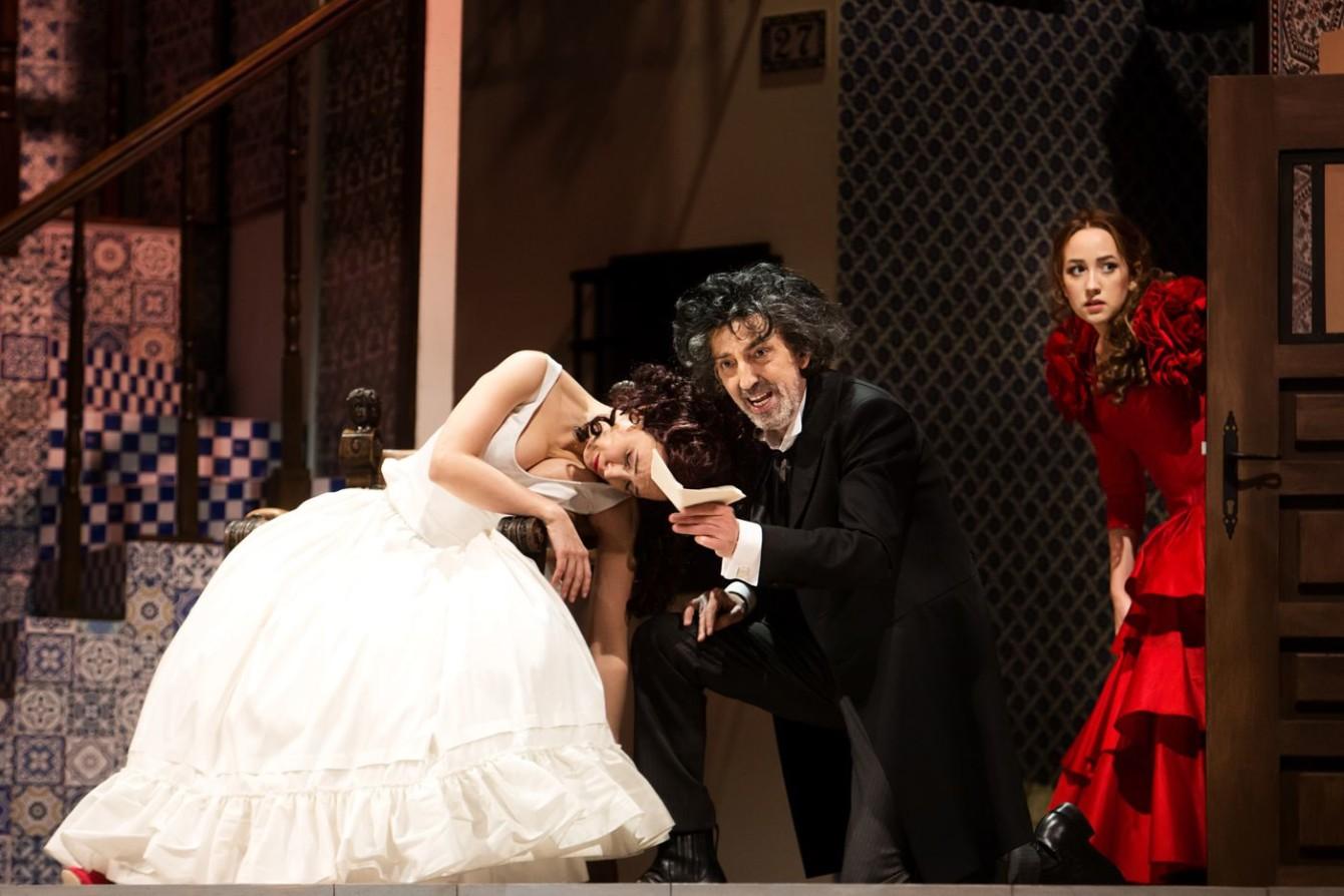CYRULIK SEWILSKI (II premiera) / Rossini. 21.12.2019 Fot. Karpati&Zarewicz