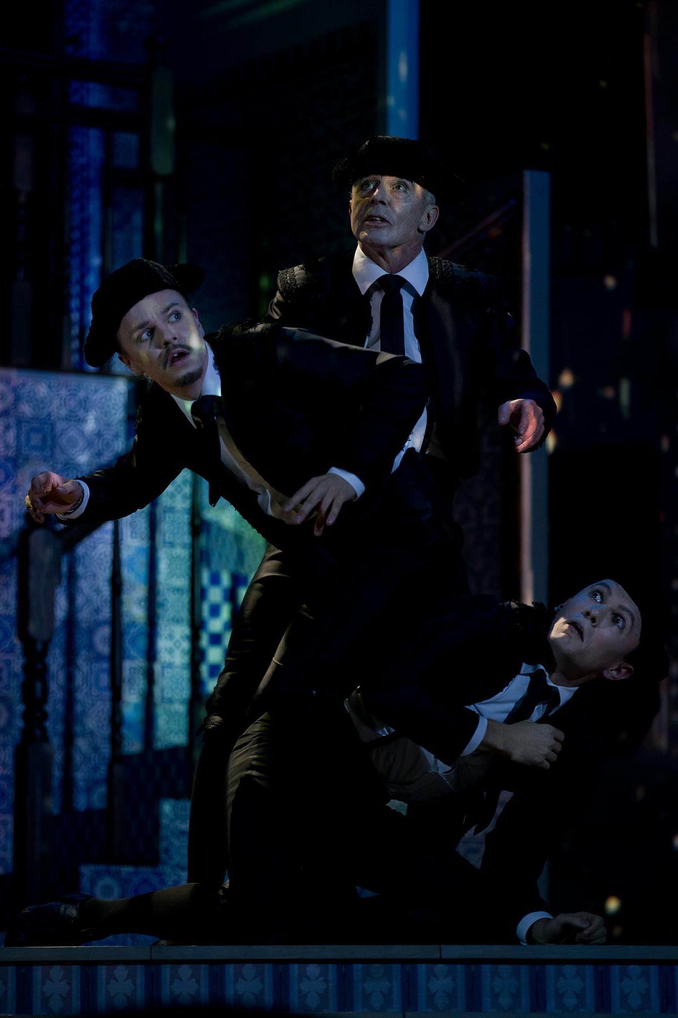 CYRULIK SEWILSKI (II premiera) / Rossini. 21.12.2019 Fot. Maciej Czerski