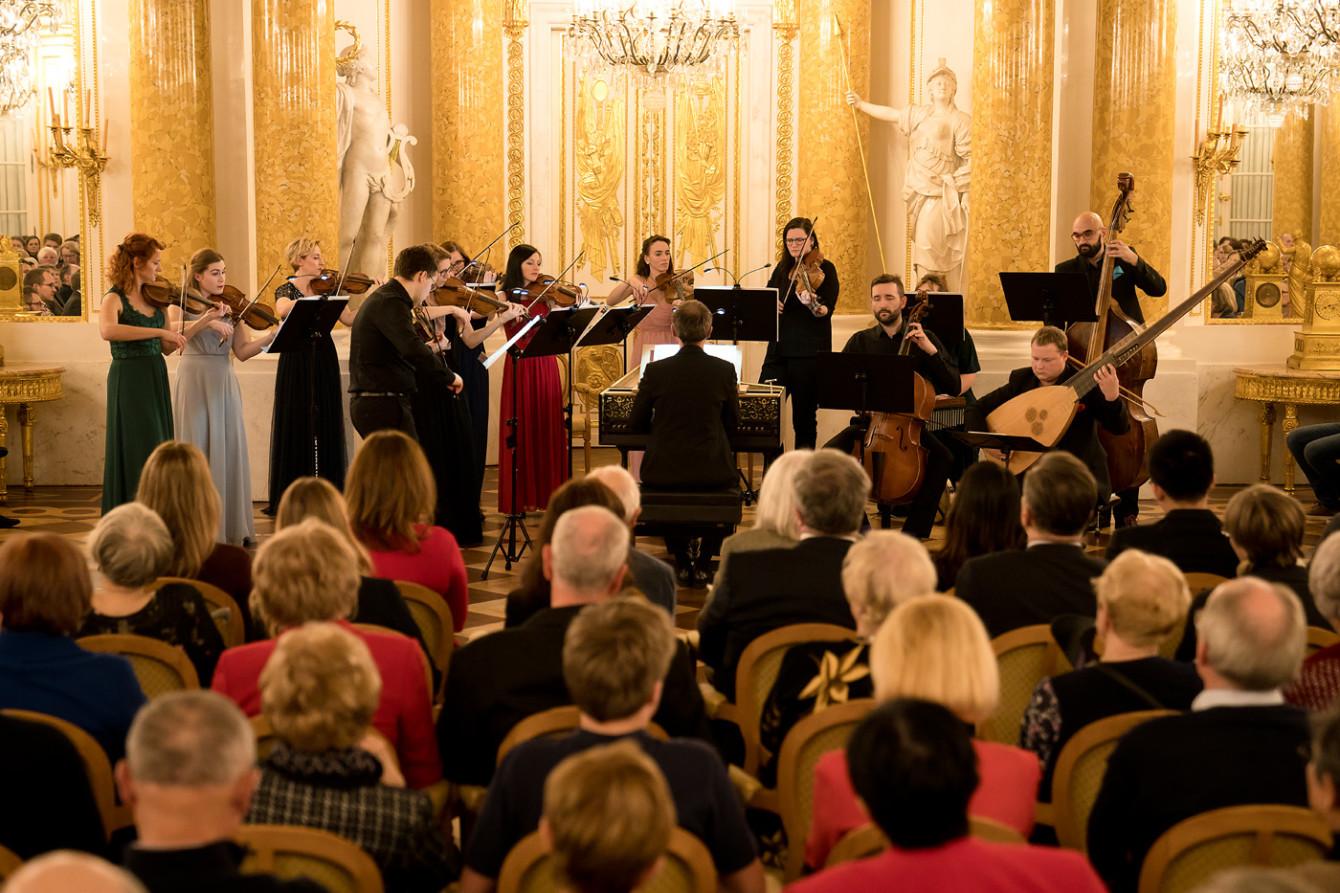 Koncert Bożonarodzeniowy / Capella Regia Polona 13.12.2019 Fot. Maciej Czerski