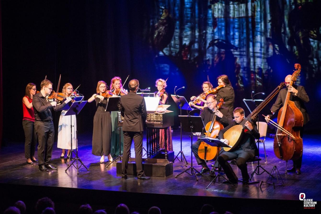 Dopo notte / Kacper Szelążek - recital | 4.01.2020 | Ełckie Centrum Kultury | fot. Michał Zadroga