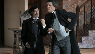 CYRULIK SEWILSKI (III premiera) / Rossini. 10.01.2020 | Fot. Maciej Czerski