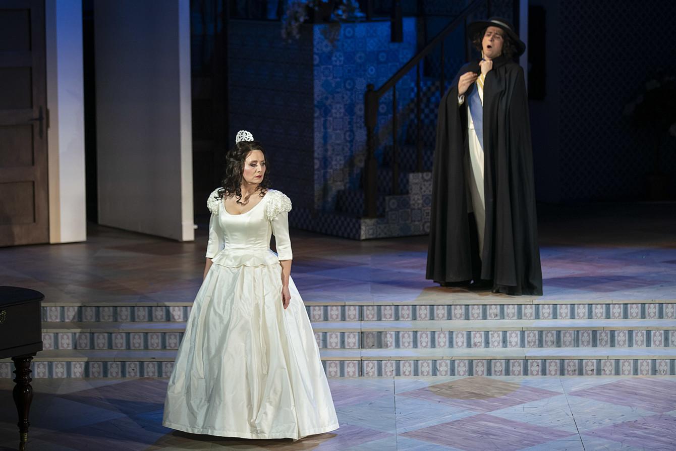 CYRULIK SEWILSKI (III premiera) / Rossini. 10.01.2020   Fot. Maciej Czerski