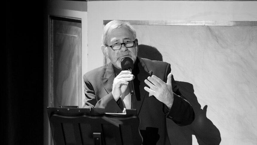 Andrzej Strzelecki. Fot. Maciej Czerski