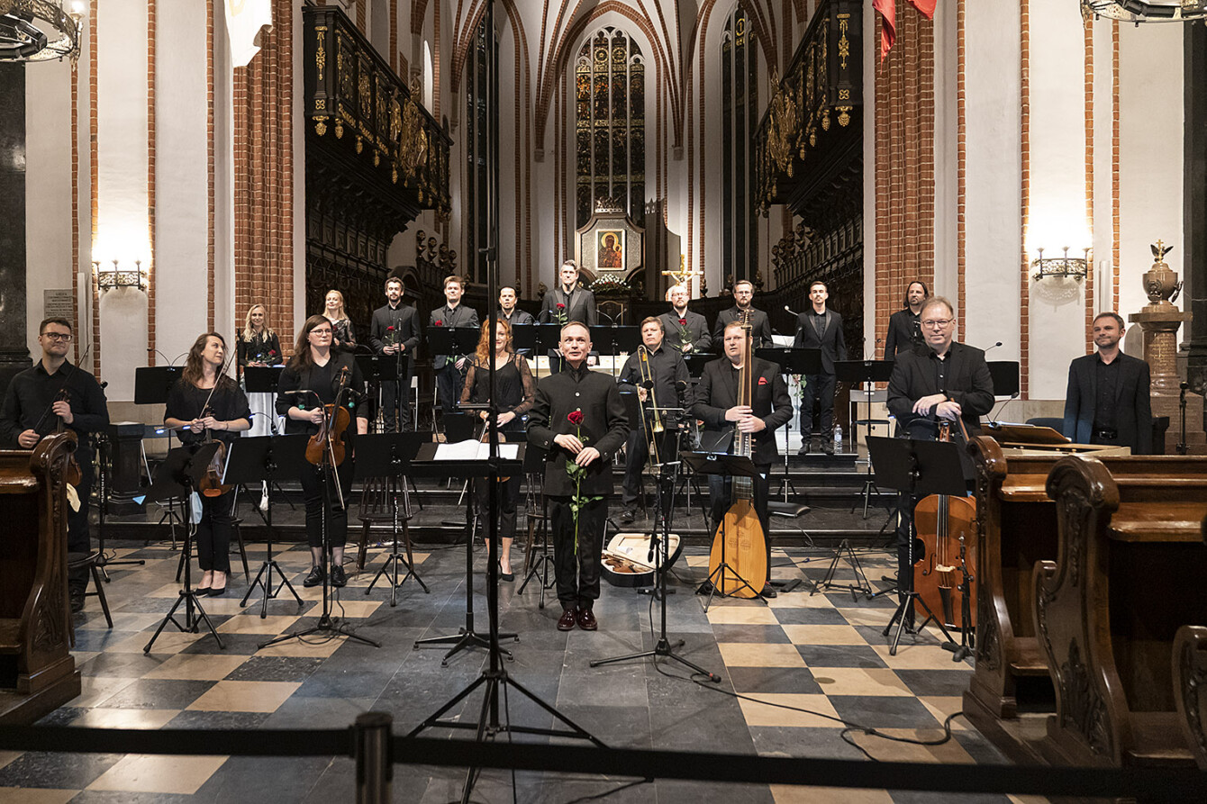 Koncert TERRA FELIX / MUZYKA SAKRALNA CZASU WAZÓW. 16.09.2020. Fot. Maciej Czerski