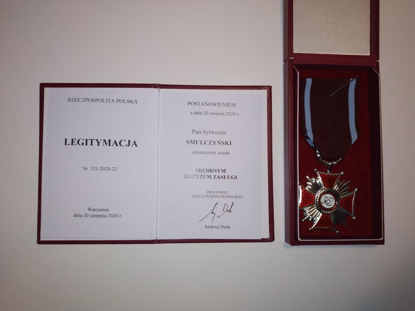 Fot. Archiwum prywatne S. Smulczyńskiego